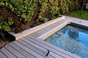 สร้างสระว่ายน้ำ ปลอดภัย ด้วยแผ่นพื้นพลาสวูด